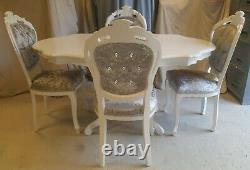 Absolutely Stunning Antique Shabby Chic Italian tables and Chairs