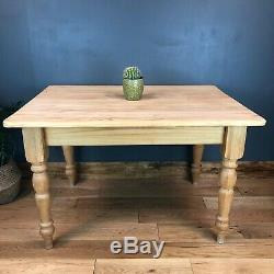 Beautiful Farmhouse Solid Pine Kitchen Rustic Shabby Chic Country