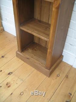 Bookcase. Pine Shabby Chic Gothic Style. New! + Free Delivery