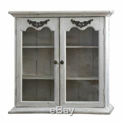 French Antique Style Shabby Chic Glazed Bathroom Bedroom