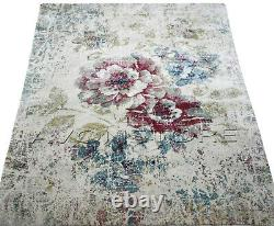 Large Traditional Modern Rug High Quality Floral Design Living room Carpets Rugs