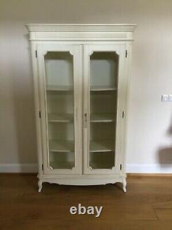 Laura Ashley Large Armoire, Ivory Colour, Very Good Condition