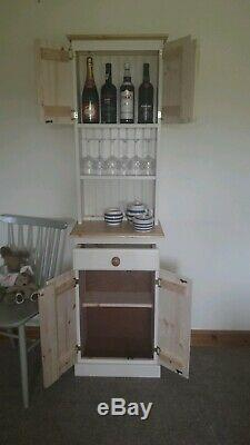 New Very Small Pine Welsh Dresser Not Shabby Chic Choice Farrow & Ball Colours