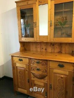 Painted To Order A Choice Of Welsh Or Dutch Dressers Ranging From £195 To £395