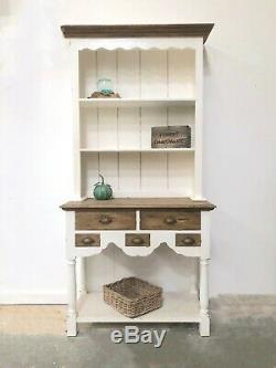Rustic Farmhouse Kitchen Dresser Hand Made Brand New Shabby Chic