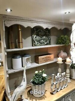 Shabby Chic Dresser In Annie Sloan Country Grey