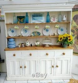 Solid Pine Welsh Dresser Used, good condition. Very solid. Buyer must collect