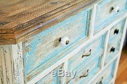 Stunning DESIGN Shabby Chic Wooden Cabinet /Sideboard console table 4246
