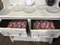 Stunning French Style Dresser Shabby Chic Kitchen Dining Room Shelving