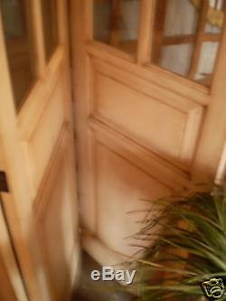 Superb Vintage French Screen, Room Divider, Shabby Chic. Suffolk Collection