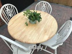 Table and Chairs Kitchen Dining Shabby Chic Delivery Available