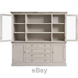 The Studley Collection Large Dresser Shabby Chic Couture Furniture