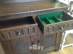Vintage dresser perfect for shabby chic project